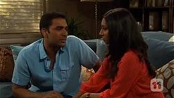 Ajay Kapoor, Priya Kapoor in Neighbours Episode 6595