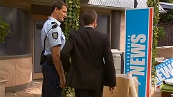 Matt Turner, Paul Robinson in Neighbours Episode 6596