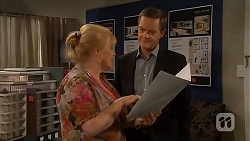 Sheila Canning, Paul Robinson in Neighbours Episode 6596