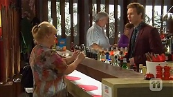 Sheila Canning, Andrew Robinson in Neighbours Episode 6596