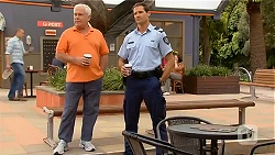 Lou Carpenter, Matt Turner in Neighbours Episode 6596