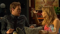 Andrew Robinson, Natasha Williams in Neighbours Episode 6597