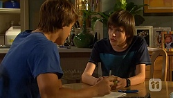 Mason Turner, Bailey Turner in Neighbours Episode 6597