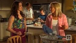 Kate Ramsay, Matt Turner, Bailey Turner, Lauren Turner in Neighbours Episode 6598