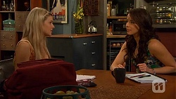 Amber Turner, Kate Ramsay in Neighbours Episode 6598
