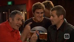Karl Kennedy, Kyle Canning, Toadie Rebecchi in Neighbours Episode 6598