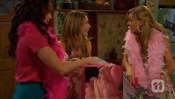 Kate Ramsay, Sonya Rebecchi, Georgia Brooks in Neighbours Episode 6598