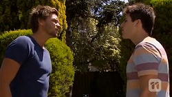 Scotty Boland, Chris Pappas in Neighbours Episode 6599
