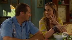 Toadie Rebecchi, Sonya Rebecchi in Neighbours Episode 6599