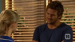 Georgia Brooks, Scotty Boland in Neighbours Episode 6599