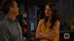 Paul Robinson, Kate Ramsay in Neighbours Episode 6599
