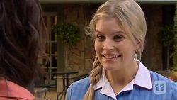 Kate Ramsay, Amber Turner in Neighbours Episode 6600