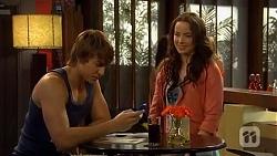 Mason Turner, Kate Ramsay in Neighbours Episode 6600