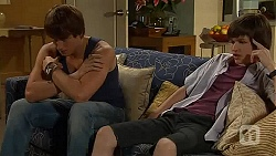 Mason Turner, Bailey Turner in Neighbours Episode 6601