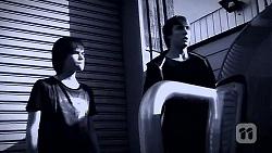 Bailey Turner, Mason Turner in Neighbours Episode 6601