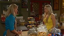 Lauren Turner, Amber Turner in Neighbours Episode 6601