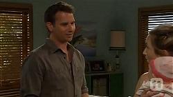 Lucas Fitzgerald, Sonya Rebecchi, Nell Rebecchi in Neighbours Episode 6601