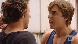 Robbo Slade, Mason Turner in Neighbours Episode 6601