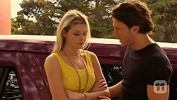 Amber Turner, Robbo Slade in Neighbours Episode 6601