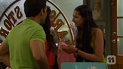 Ajay Kapoor, Priya Kapoor, Rani Kapoor in Neighbours Episode 6602