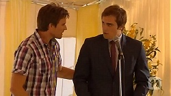Rhys Lawson, Kyle Canning in Neighbours Episode 6602