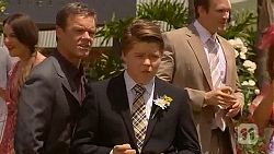 Paul Robinson, Callum Jones in Neighbours Episode 6602