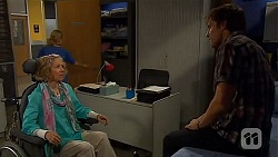 Elaine Lawson, Rhys Lawson in Neighbours Episode 6603