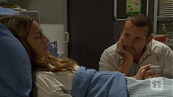 Sonya Mitchell, Toadie Rebecchi in Neighbours Episode 6603