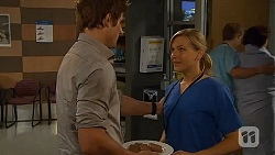 Kyle Canning, Georgia Brooks in Neighbours Episode 6603