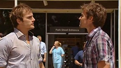 Kyle Canning, Rhys Lawson in Neighbours Episode 6603