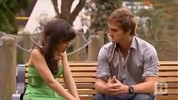 Vanessa Villante, Kyle Canning in Neighbours Episode 6604