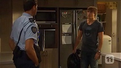 Matt Turner, Mason Turner in Neighbours Episode 6604