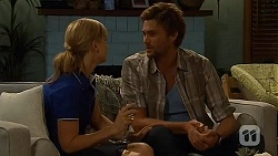 Georgia Brooks, Scotty Boland in Neighbours Episode 6605