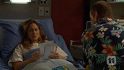 Sonya Mitchell, Toadie Rebecchi in Neighbours Episode 6605