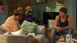 Sonya Mitchell, Mason Turner  in Neighbours Episode 6605