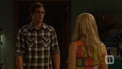 Kyle Canning, Georgia Brooks in Neighbours Episode 6605