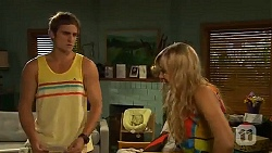 Kyle Canning, Georgia Brooks in Neighbours Episode 6606