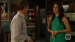 Paul Robinson, Kate Ramsay in Neighbours Episode 6606
