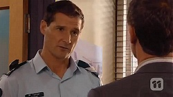 Matt Turner, Paul Robinson in Neighbours Episode 6606