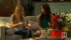 Georgia Brooks, Kate Ramsay in Neighbours Episode 6606