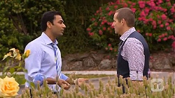 Ajay Kapoor, Toadie Rebecchi in Neighbours Episode 6607