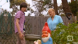 Bailey Turner, Sheila Canning in Neighbours Episode 6607