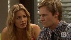 Natasha Williams, Andrew Robinson in Neighbours Episode 6607