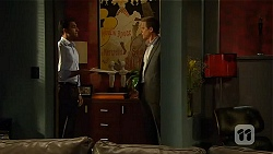 Ajay Kapoor, Paul Robinson in Neighbours Episode 6607