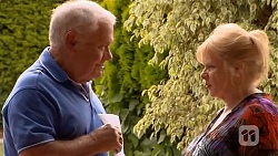 Lou Carpenter, Sheila Canning in Neighbours Episode 6608