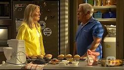 Lauren Turner, Lou Carpenter in Neighbours Episode 6608