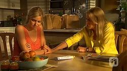 Amber Turner, Lauren Turner in Neighbours Episode 6608