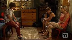 Bailey Turner, Mason Turner, Amber Turner in Neighbours Episode 6609