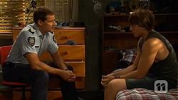 Matt Turner, Mason Turner in Neighbours Episode 6609