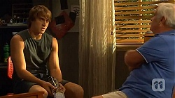 Mason Turner, Lou Carpenter in Neighbours Episode 6609